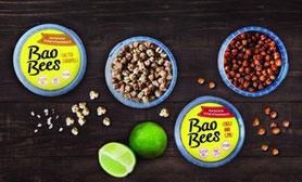 Baobees - ein Snack aus Kichererbsen