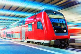 Präzisionbauteile für Bahntechnik