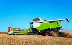 Präzisionsbauteile für Agrartechnik