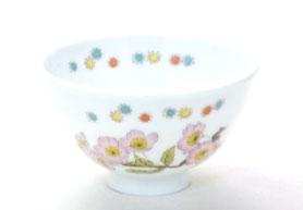 九谷焼通販 おしゃれ 飯碗 ご飯茶碗 ギフト 軽量 磁器 桜 ソメイヨシノ