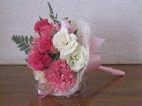 トス用ブーケ(¥3,000)