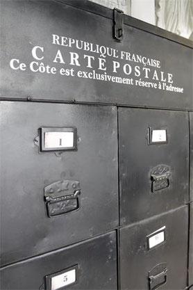 Pochoirs à usage unique ou ré-utilisables  & Images décoratives de la gamme Vintage Paint de Jeanne d'Arc living