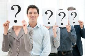 Mehr Qualität in Bezug auf Mitarbeiter und Mitarbeiterführung, Leistungsbereitschaft, Arbeits- und Teamverhalten, Auftreten und Verhalten gegenüber Kunden, Coaching, Schulung, Training