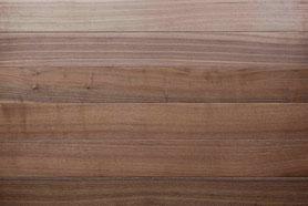 ブラックウォルナット 単板 130幅 ナチュラル 無垢フローリング アンドウッド 新潟