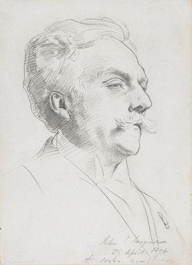 John Singer Sargent, Gabriel Fauré,