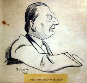 Walter Trier, Ralph Benatzky,