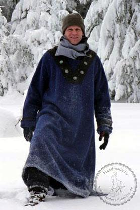 winterliche Walkloden Kotta