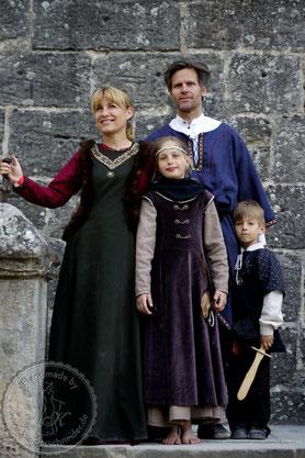 Mittelaltergewandungen