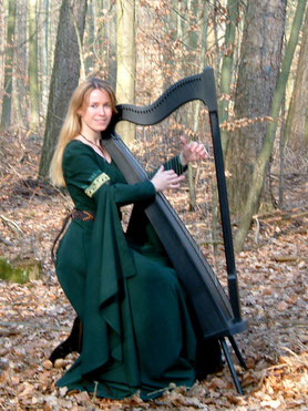 Mittelalterliche Gewänder, Musikgruppen Mittelalterkleid