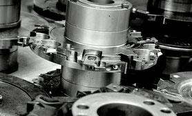ロータリー 自動化設備 FA プレス機械