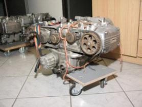 PKW-Motor.