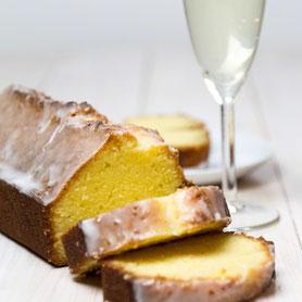 Prosecco-Cake.