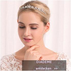Haarschmuck Braut Haarschmuck Hochzeit Braut Diadem Braut Kopfschmuck Brautschmuck Diadem Strass Perlen Diadem Hochzeit