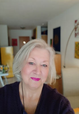 Gisela Leiter - Soul-Healerin, Spiritueller Coach & Kinesiologin