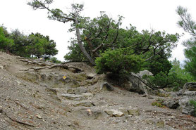 Тропа на Караул-Оба