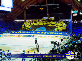 13.09.2014 HC Davos vs.HC Fribourg Gottéron 8:2