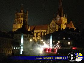 25.11.2014 Lausanne HC vs. HC Davos 0:3
