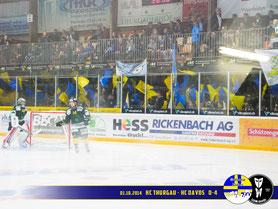 01.10.2014 HC Thurgau vs.HC Davos 0:4