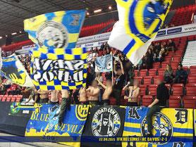22.09.2015 IFK Helsinki vs. HC Davos 2:1