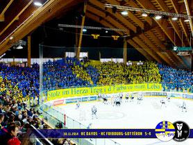 30.11.2014 HC Davos vs. HC Fribourg Gottéron 5:4