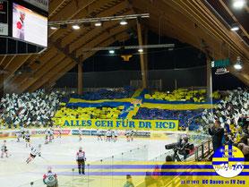 22.12.2012 HC Davos vs. EV Zug 5:2