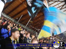 16.01.2015 HC Fribourg Gottéron vs. HC Davos 3:4 n.P.