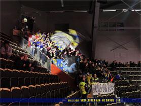 08.12.2015 Skelleftea AIK vs. HC Davos 1:4