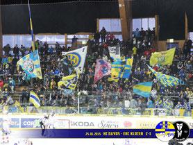 25.01.2015 HC Davos vs. EHC Kloten 2:1