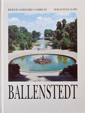 Illustrated book about the city Ballenstedt