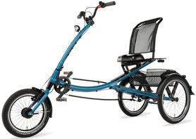 Pfau Tec Scootertrike Dreirad und Elektro-Dreirad für Erwachsene - Sessel-Dreirad 2020