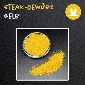 Steak-Gewürz gelb
