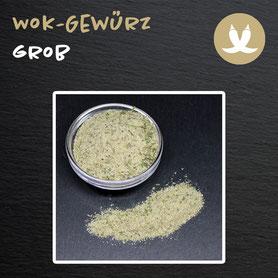 Wok-Gewürz grob