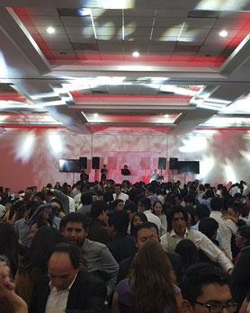luz y Sonido para fiestas evento para 700 personas