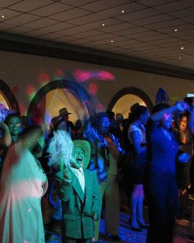 dj para fiestas batucada Hacienda Sankara