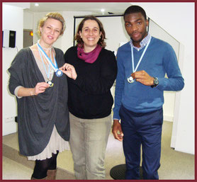 Toastmasters Marseille Inter Club Contests