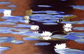 Pastell on Ingrés paper (1989) 63 cm x 48 cm