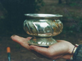 Fundstück aus dem Weller Silberschatz