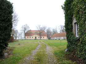 Der historische Gutshof