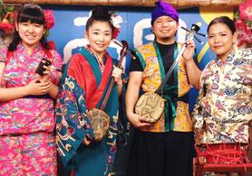 沖縄民謡 南風ファミリー 写真