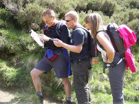 Corporate Activity Walks, Peak District