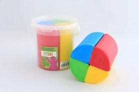 08140 - 4 Farben je 250g