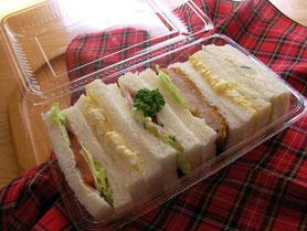 横浜市 中区 末吉町 パン工房 カメヤ ランチパック サンドイッチ