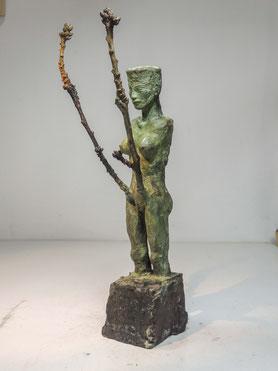 Fig 371B, 2016/2017, Bronze, Unikat
