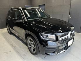 BMW8シリーズクーペ手洗い洗車岡山市