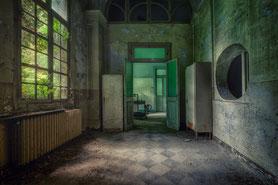 Ex-Ospedale psichiatrico Part. III