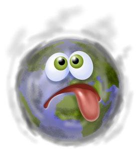 Wann geht es der Erde besser....  Erdbebenvorhersage earthquake forecast