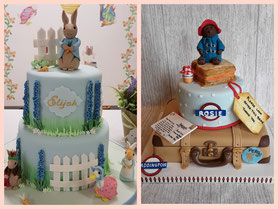 peter rabbit# paddington cake-cake inspirations-wingate durham