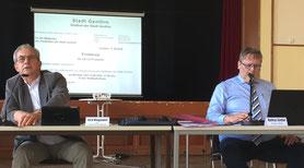 Bürgermeister Günther tritt als Vereinsvorsitzender zurück