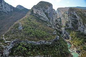 Gorges du Verdon Point Sublime
