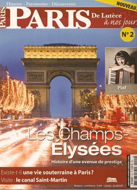 Paris De Lutèce à nos jours N°2. Temple de Paris